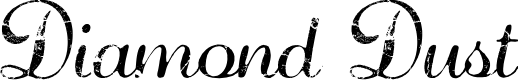 Preview image for Diamond Dust  Font