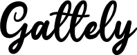 Preview image for Gattely DEMO Font