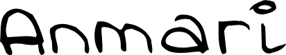 Preview image for Anmari Font