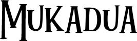 Preview image for Mukadua Font
