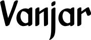 Preview image for Vanjar Font