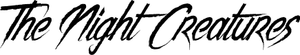Preview image for The Night Creatures Font