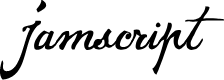 Preview image for jamscript Font