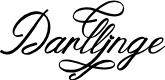 Preview image for Darllinge Font
