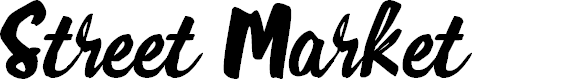 Preview image for Street Market Font