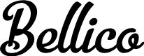 Preview image for Bellico Font