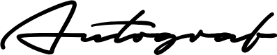 Preview image for Autograf PERSONAL USE ONLY Font