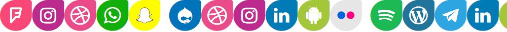 Icons Social Media 12