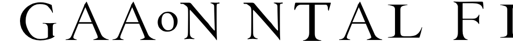 Preview image for EB Garamond Initials Fill2