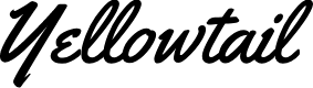 Preview image for Yellowtail Font