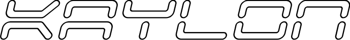 Preview image for Kaylon Outline Italic