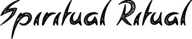 Preview image for Spiritual Ritual Font