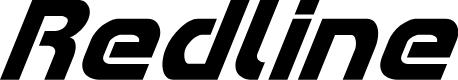 Preview image for Redline Super-Italic