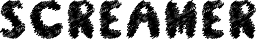 Preview image for Screamer Font