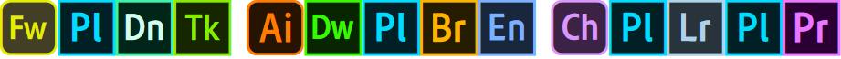 Font Adobe Color font