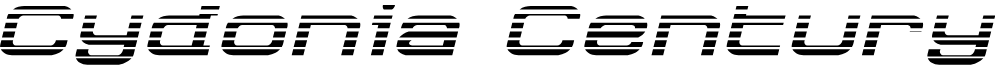 Cydonia Century Gradient Ital