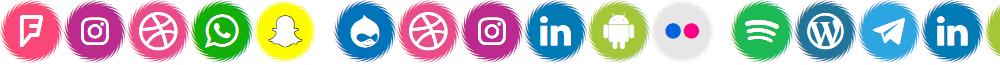 Icons Social Media 15