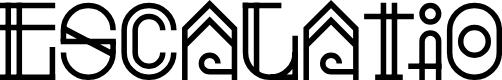 Preview image for Escalatio Font