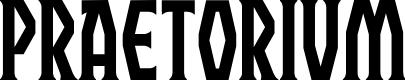 Preview image for Praetorium BB Font