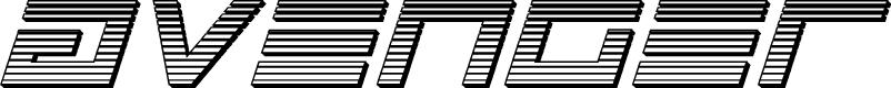 Preview image for Avenger Chrome Italic