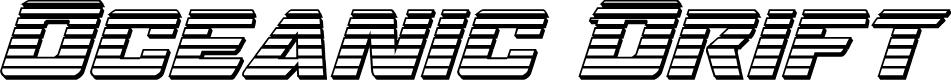 Preview image for Oceanic Drift Chrome Italic