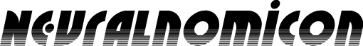 Neuralnomicon Halftone Italic