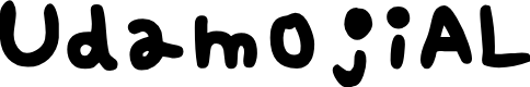 Preview image for UdamojiAL Font