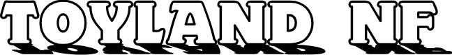 Preview image for Toyland NF Font