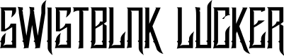 Preview image for Lucker Font