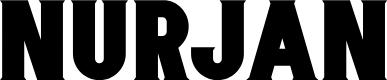 Preview image for Nurjan Font