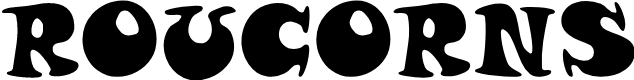 Preview image for roucorns Font