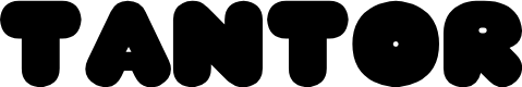 Preview image for TANTOR Font