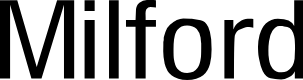Preview image for Milford Font