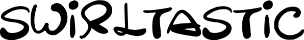 Preview image for Swirltastic Font