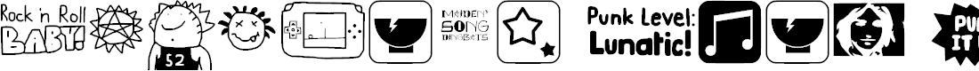 Preview image for Maiden's Song Dingbats