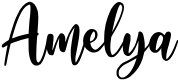 Preview image for Amelya Font