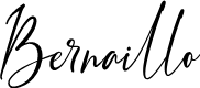 Preview image for Bernaillo Font