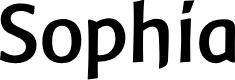 Preview image for Baar Sophia Bold