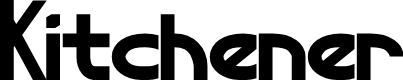 Preview image for Kitchener Font