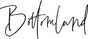 Preview image for Bottomland Font