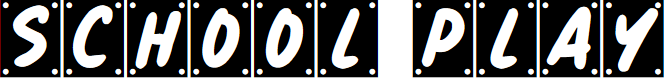 Preview image for School Play Font