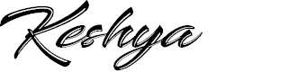 Preview image for Keshya Font