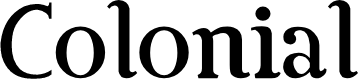 Preview image for Colonial Font