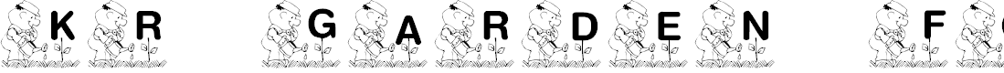 Preview image for KR Garden for Sue Font