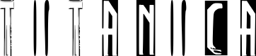 Preview image for Titanic Regular Font