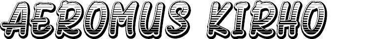 Preview image for Aeromus Kirho