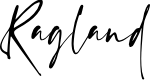 Preview image for Ragland Font