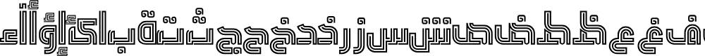 Preview image for Maze Font 2 Font