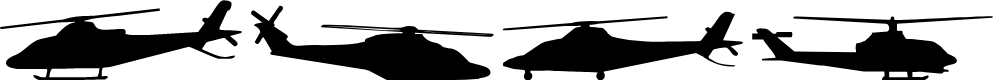 Preview image for Hello Copters Solid Font