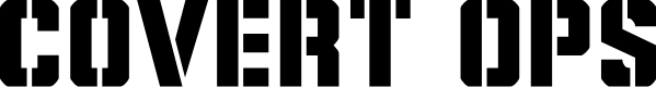 Preview image for Covert Ops Font